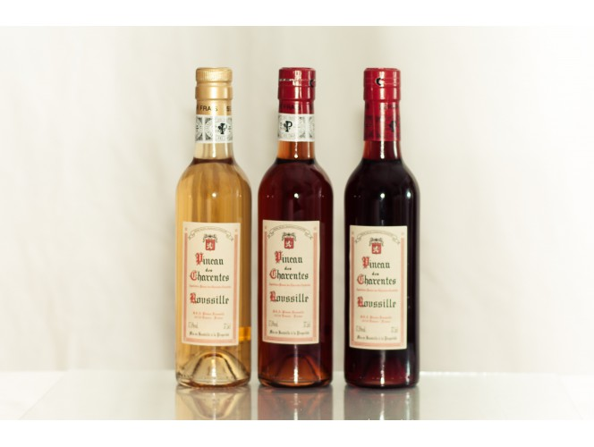 Pineau Blanc 37.5 cl trio