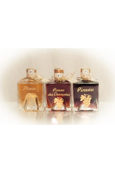 Pineau mystic 25 cL trio