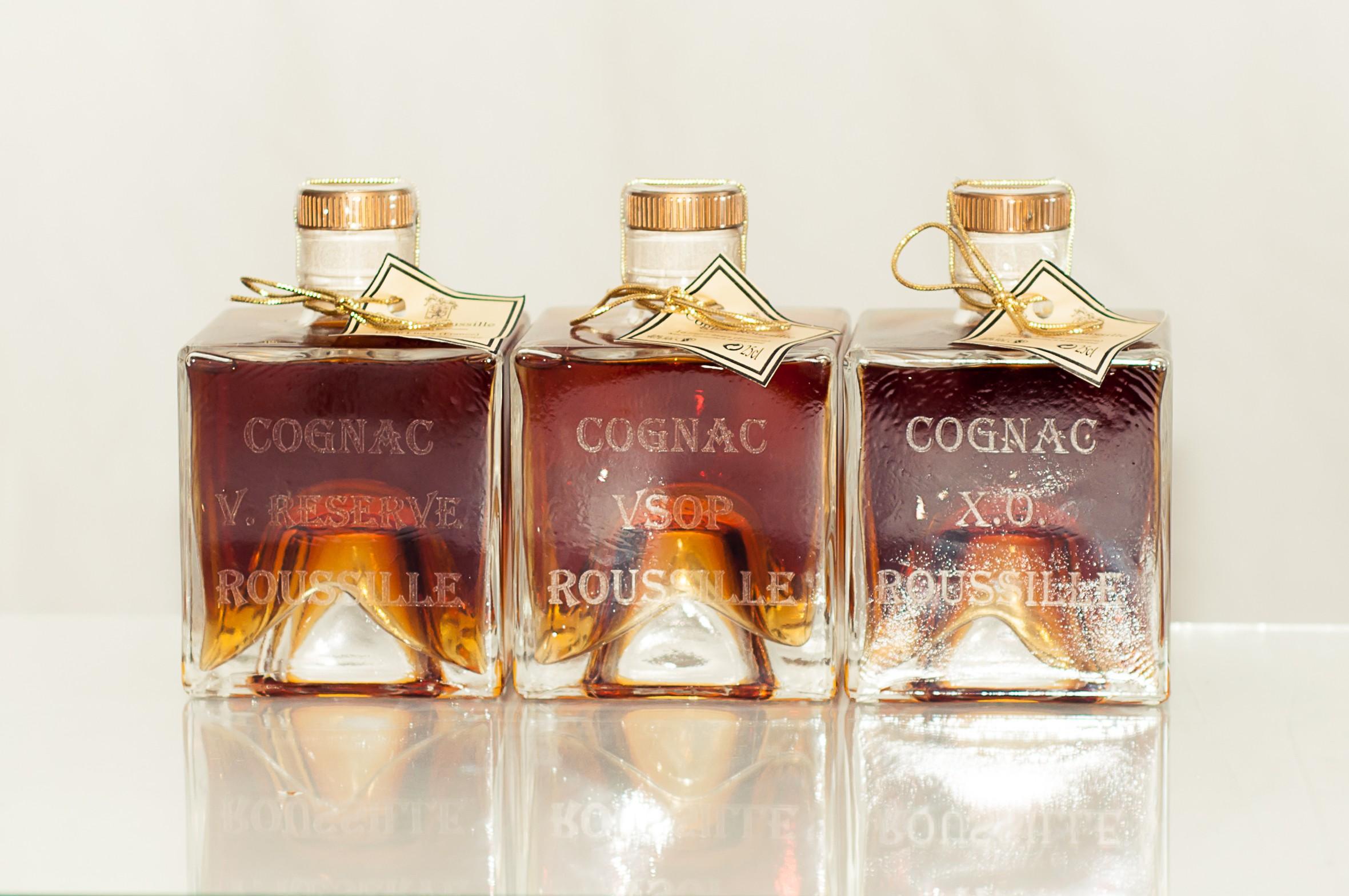 Cognac mystic trio