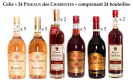 """Colis """"24 Pineaux des Charentes"""""""