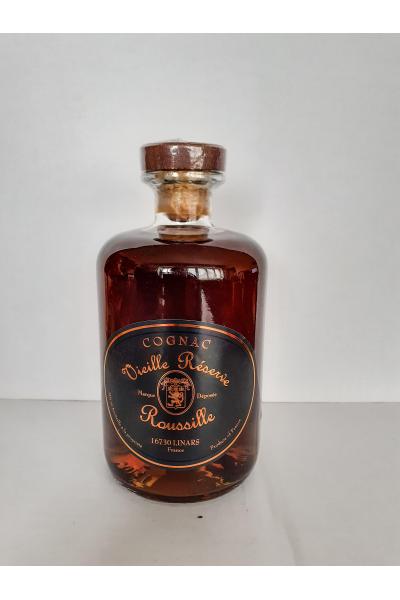 Cognac Vieille Réserve Pharma 50 cl