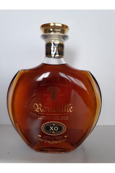 Cognac X.O. Carafe sérigraphiée 70 cl