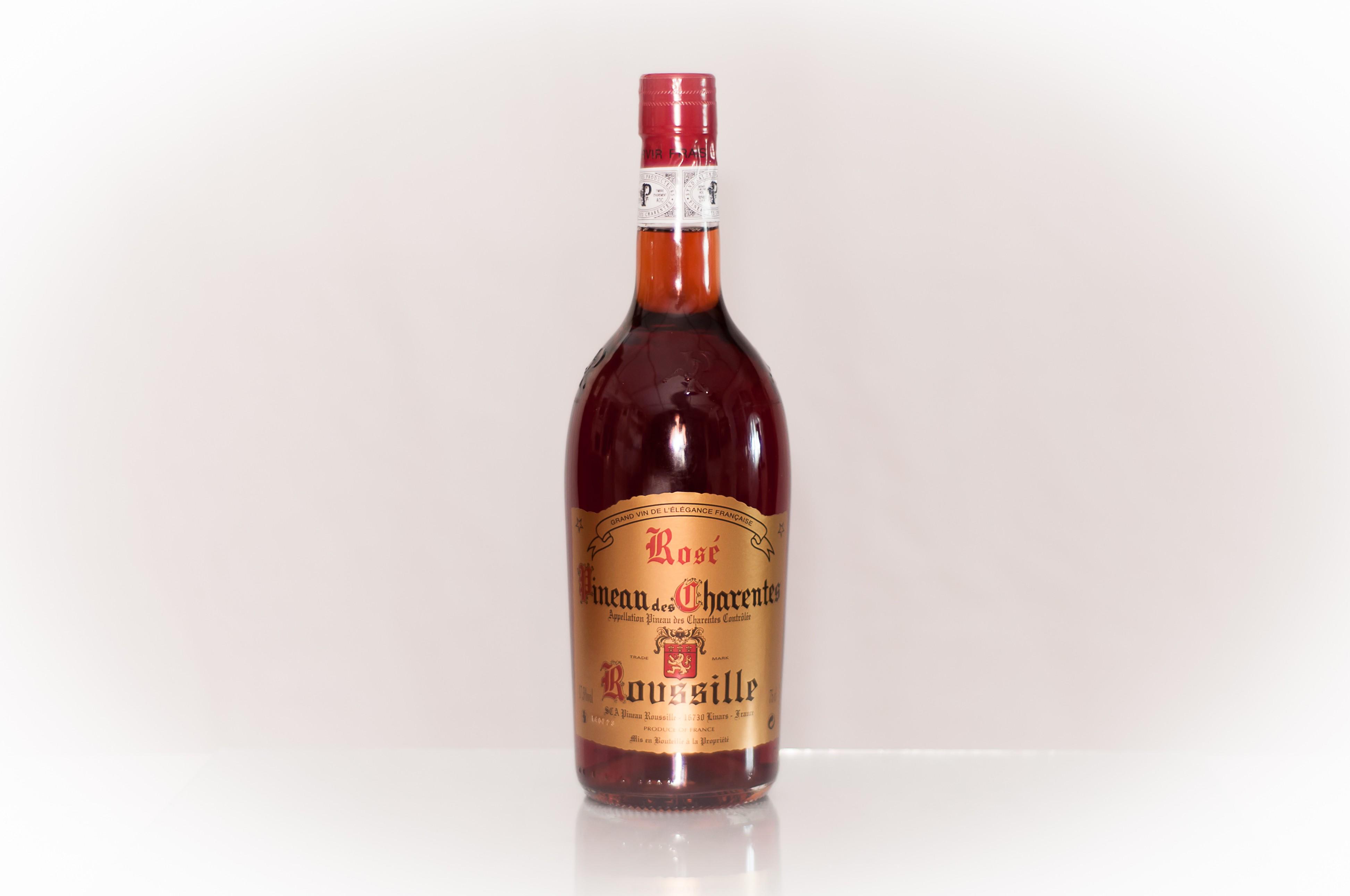 Pineau Rosé 75 cl