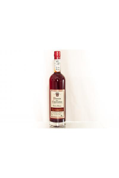 Pineau Rosé Extra Vieux 75 cl
